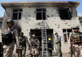 Rockets, gunfire herald start of Taliban's spring offensive in Afghanistan