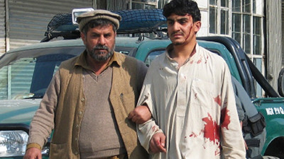 Blast in a bank in Jalalabad killed dozens on 20 Feb 2011