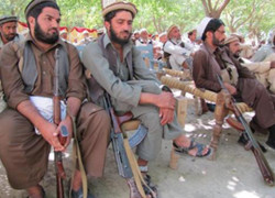 Tribesmen would rise against Pakistani army if they enter their area in eastern Afghanistan