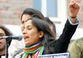 Afghan woman MP lists 'enemies'