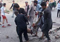 At least 20 killed and 70 wounded in twin bombings at wrestling club in Afghan capital (PHOTOS)