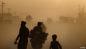 Kabul's smog