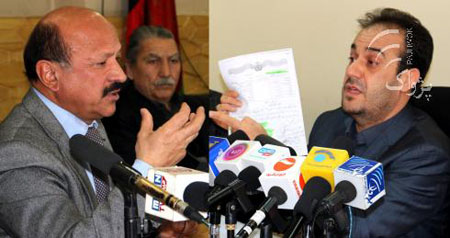 Kabul mayor Yunus Nawandesh acuused of corruption by Parliamentary commission