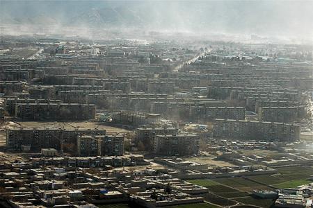 Kabul pollution