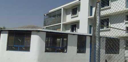 Kabul prison