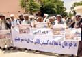 Protestors accuse police of killing civilians