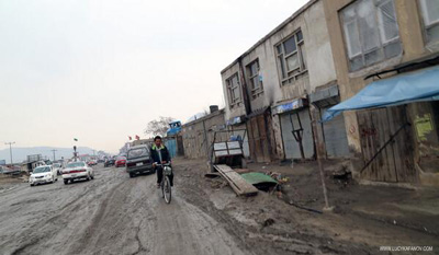 US & NATO allies spent billions of dollars on road reconstruction in Afghanistan