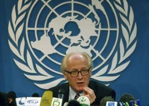 Kai Eide, special UN representative
