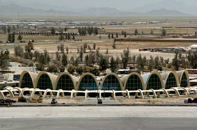 Kandahar Airbase in Kandahar