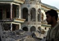 Afghans blame troops and Taliban