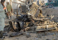 """Massive"" blast kills 12 and wounds more than 50 in Afghan province"