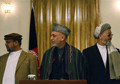Afghan future threatened by ex-warlords in gov't
