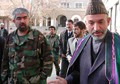 Afghanistan's Hamid Karzai accused of compiling coalition of 'gangsters and warlords'