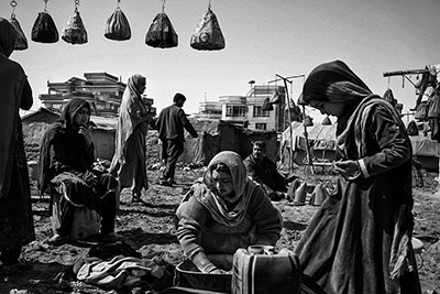 IDPs in Kabul suffer from poverty