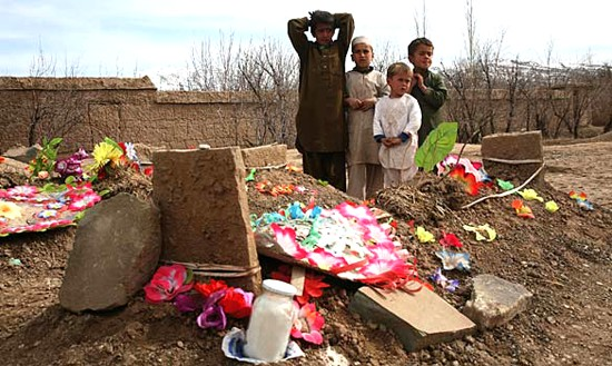 Victims of Khataba village