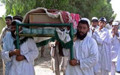Afghans protest alleged civilian casualties by US forces