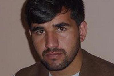 BBC reporter Ahmed Omed Khpulwak