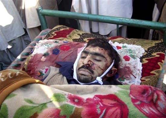 Killed by US troops in Khost