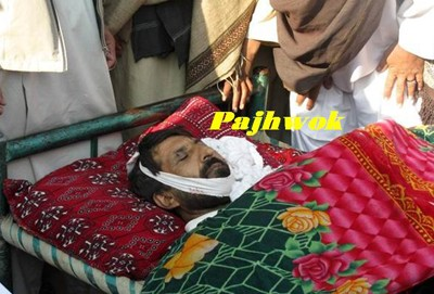 Killed by NATO in Khost province of Afghanistan on Dec.17, 2008