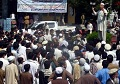 Hundreds rally in Kunar against Pakistani attacks