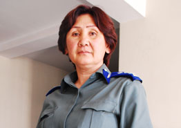Lt. Col. Zarafshan