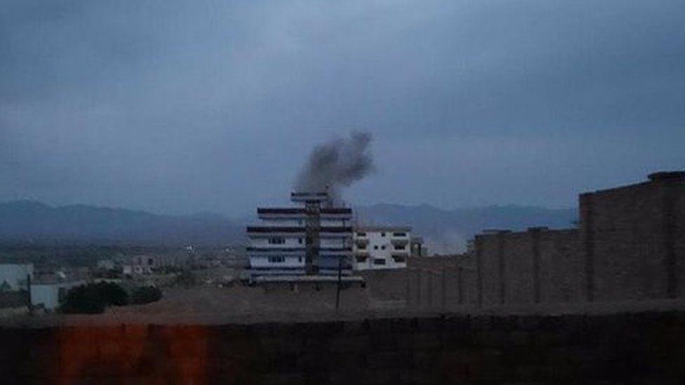 Bomb blast in Logar province