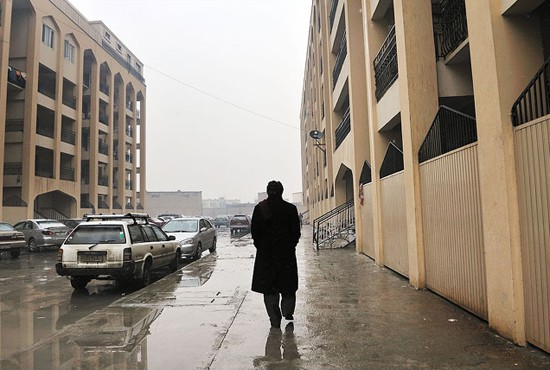 Mahmoud Karzai has invested in an apartment complex in Kabul