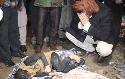 Mahsa a little girl kidnapped and killed in Kabul