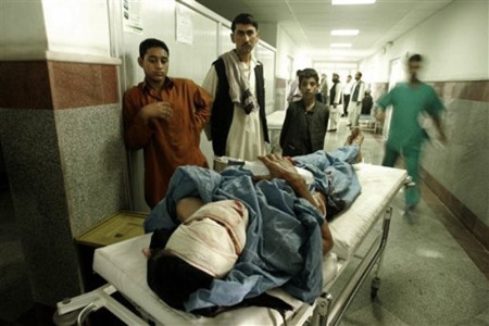 Man injured in Herat blast