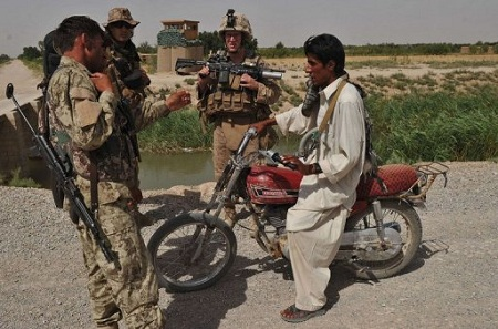 Afghan militias
