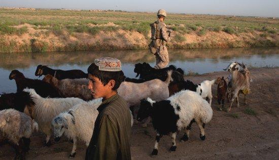 Marjah - Helmand