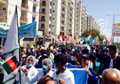 Kabul labourers rally on May Day to demand jobs