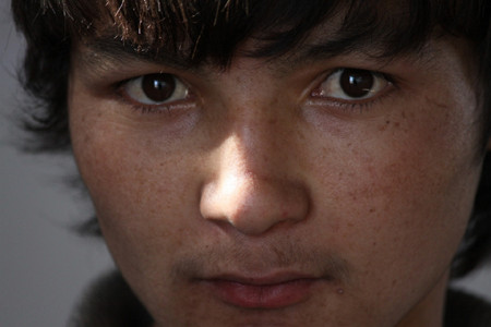 Mehdi, a 15-year-old Afghan, says he was beaten and deported from Iran