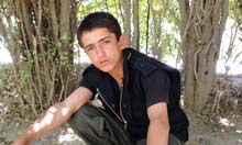Mohammad Esa child victim of bomb blast