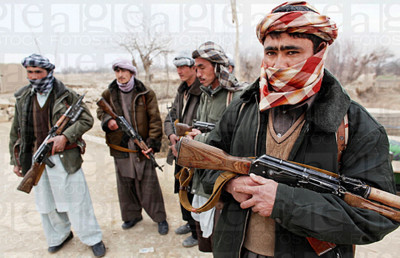 Militia in Kunduz
