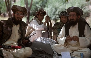 Rulers of their districts - militia commanders in Ghor