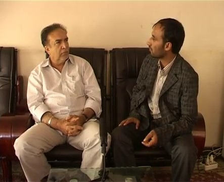 Emrooz TV interview of Fahim Kohdamani with Nabil Miskinyar