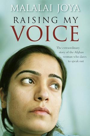 Malalai Joya's book