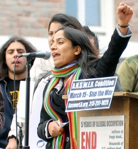 —Malalai Joya at a rally in 2006