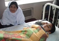 Families find little comfort at Afghan children's hospital