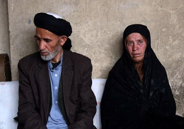 Mother of kidnapped Zabul hostage in Kabul