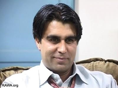 Naseer Fayyaz in Haqeeqat show
