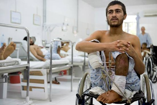 US/NATO bombing victim