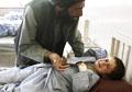 Seven children injured in Helmand airstrike