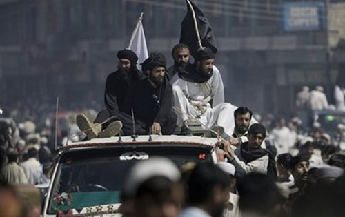 The Pakistani Taliban on full display in Swat