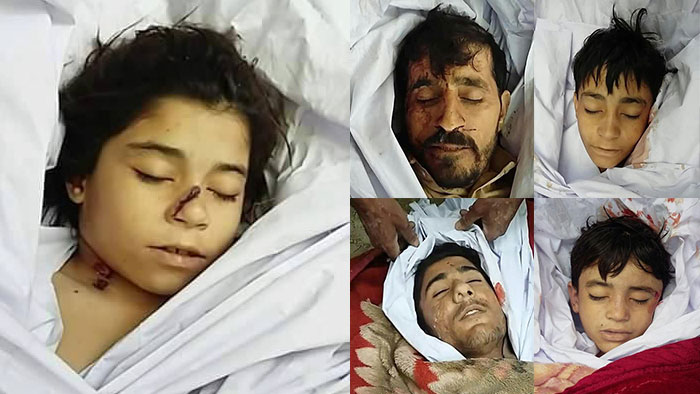 US airstrike in Paktika province of Afghanistan killed 20 civilians on August 12 2016