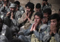 Fears surface over US-trained local Afghan police