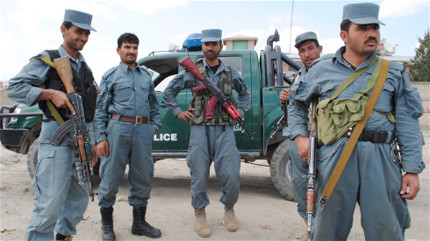 For ordinary people, the official Afghan National Police force is just one of a large number of armed groups