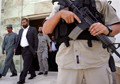 Security contractor: Afghan police running amok