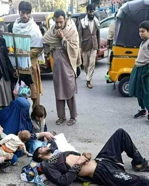 Poor family sell their kid in Kunar province (Sep.2021)